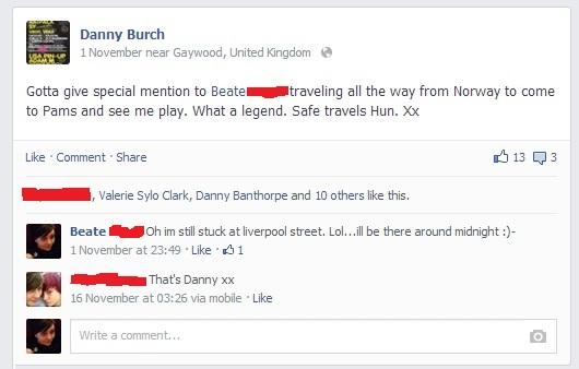 Danny Burch
