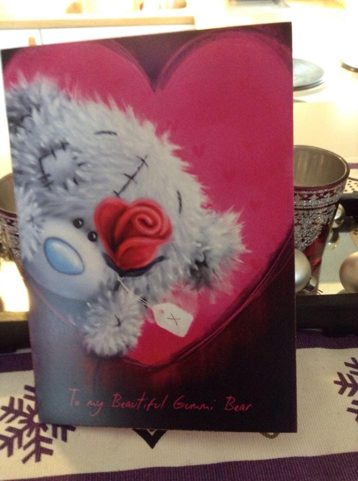 Happy Valentines Day from Dakota Shine