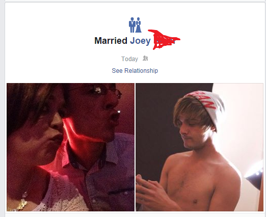 Joey JetBoy and Smacky`s marriage