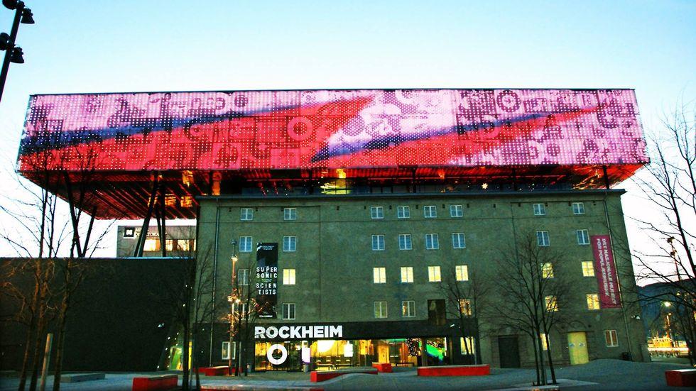 Rockheim Bowie